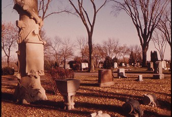 Woman Files Lawsuit After Cemetery Incorrectly Buries Family